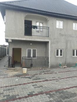 Newly Built 2 Bedroom Flat, Off Egbeda Idimu Road, By Air Force Base, Idimu, Lagos, Detached Duplex for Rent