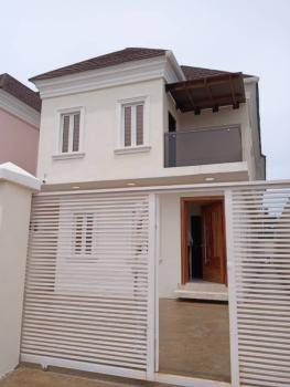 Well Finished 4 Bedroom Detached Duplex with a Room Bq,fitted Kitchen,, Lekki Phase 1, Lekki, Lagos, Detached Duplex for Sale
