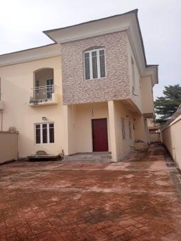Neatly Used, 4 Bedroom Semi Detached Duplex, with 1 Room Bq, Lekki Phase 1, Lekki, Lagos, Semi-detached Duplex for Rent