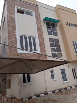 Lovely and Well Maintained 5 Bedroom Semidetached Duplex with a Room Bq, Fitted Kitchen, Etc, Off Oladimeji Alo Street, Lekki Phase 1, Lekki, Lagos, Semi-detached Duplex for Rent