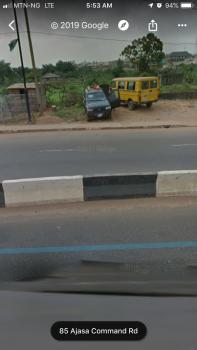 Land, Ewagbemi Street, Off Ile Iwe Road, Abule Egba, Agege, Lagos, Mixed-use Land for Sale