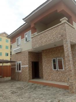 4 Bedroom Fully Detached Duplex with Bq, Off Alpha Beach Road, Igbo Efon, Lekki, Lagos, Detached Duplex for Rent