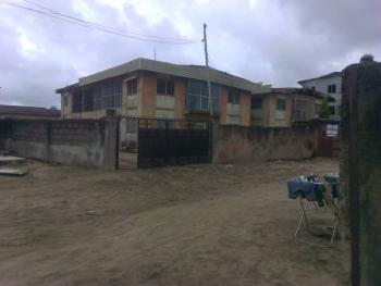 a Structure of 8 Flats on Over 2 Plots of Land in a Close Within The Area, Good for Commercial, Salami Close, Ajangbadi Afromedia Estate, Ilogbo Eremi, Badagry, Lagos, Block of Flats for Sale