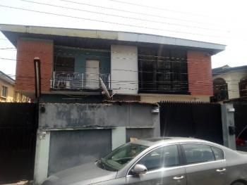 a Well Built 5 Bedroom Semi Detached with Attached Bq, Ilupeju Estate, Ilupeju, Lagos, Semi-detached Duplex for Sale