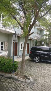 Luxury Finished 4 Bedroom Double Terrace Duplex with Bq, Chevron, Lekki Expressway, Lekki, Lagos, Terraced Duplex for Rent