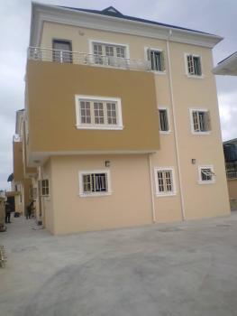 Brand New 4 Bedroom Duplex, Onike, Yaba, Lagos, Semi-detached Duplex for Rent