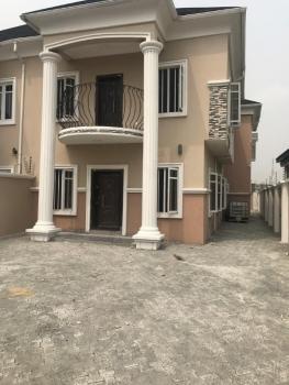 Lovely 4 Bedroom Duplex with a Bq, Ilasan, Lekki, Lagos, Detached Duplex for Rent