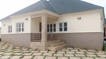 3 Bedroom Detached Bungalow with 1 Bedroom Guest Chalet and 1 Room Bq, Prince and Princess Estate, Gaduwa, Abuja, Detached Bungalow for Rent