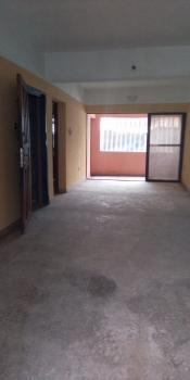 3bedroom Flat with 2t & Bath, First Floor Back, Off Emily Akinola, Akoka, Yaba, Lagos, Flat for Rent