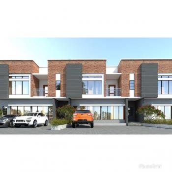 4 Bedroom Terrace Duplex with Bq, Along Ogombo Road, Lekki Phase 2, Lekki, Lagos, Terraced Duplex for Sale