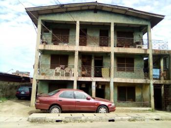 Storey Building, Ajana Street, Off Ogunlana, Ijesha, Surulere, Lagos, House for Sale