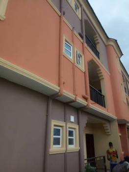 Newly Built Tastefully All Rooms En Suit 3 Bedroom, Off Olatilewa Street, Kilo, Surulere, Lagos, Flat for Rent