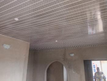 Fine Newly Built 3 Bedroom Flat, Upstairs, All Tiles Floor Big Kitchen, Aiyetoro, Ayobo, Lagos, Flat for Rent