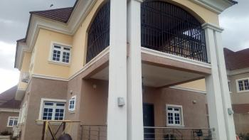 Well Finished Serviced with Ac 4 Bedroom Duplex, 2 Bedroom Boys Quarter, By Model City, Karsana, Abuja, Detached Duplex for Rent
