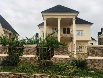 Newly Built 4 Bedroom Detached Duplex with 2 Bedroom Bq, Lokogoma District, Abuja, Detached Duplex for Sale