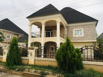 Newly Built 4 Bedroom Detached Duplex with 2 Bedroom Bq, Lokogoma District, Abuja, Detached Duplex for Rent