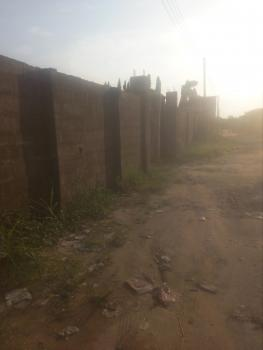 2 & Half Plot of Land, Fenced with Gate, By Ruby Centre, Rumuodomaya, Port Harcourt, Rivers, Mixed-use Land for Sale