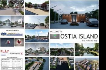 Luxury Plot, Ostia Islands, Adjacent to Orange Islands, Freedom Way, Lekki Phase 1, Lekki, Lagos, Residential Land for Sale