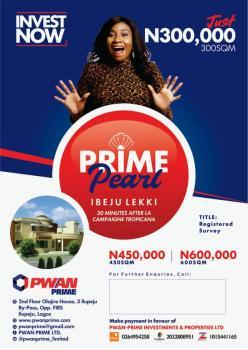 Prime Pearl, Mafogunde, Ibeju Lekki, Lagos, Residential Land for Sale