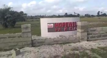 Lands in Ibeju Lekki, Hopewell Park, Before Lacampagne Resort, Akodo Ise, Ibeju Lekki, Lagos, Mixed-use Land for Sale