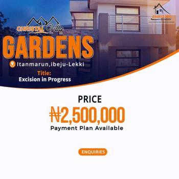 Large Expanse of Land, Itamarun, Lakowe, Ibeju Lekki, Lagos, Residential Land for Sale