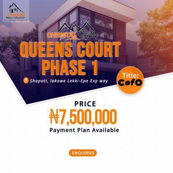 Large Expanse of Land, Lakowe, Ibeju Lekki, Lagos, Residential Land for Sale