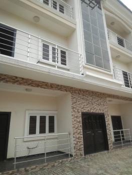 a Tastefully Finished Brand New 3 Bedroom Flat with 1 Room Bq, Wuye, Abuja, Block of Flats for Sale