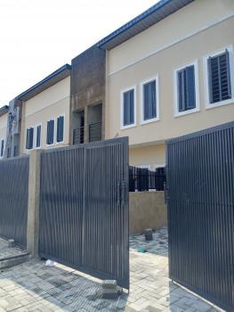 12hrs Serviced 2 Bedroom Duplex Apartment, Chevron, Igbo Efon, Lekki, Lagos, Semi-detached Duplex for Rent