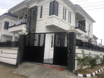 Newly Built and Well Finished 4 Bedroom Fully Detached Duplex with a Room Bq, Ikota Villa Estate, Lekki, Lagos, Detached Duplex for Sale