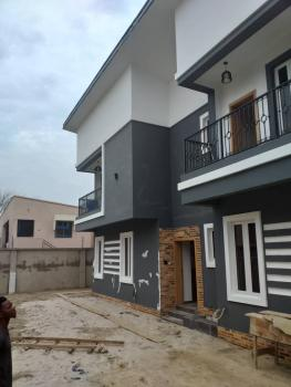 Brand New 4 Bedroom Terrace Duplex with Bq, Ajao Estate, Isolo, Lagos, Terraced Duplex for Sale