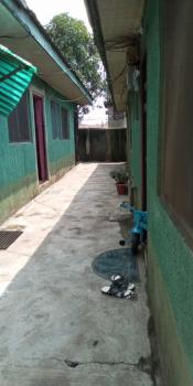 Clean Room Self, Onike, Yaba, Lagos, Self Contained (single Rooms) for Rent