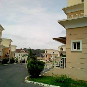 Luxury 4 Bedroom Terrace Duplex with Bq, Asokoro District, Abuja, Terraced Duplex for Rent