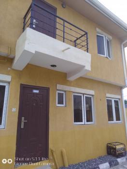 Clean 2 Bedroom Duplex, Badore, Ajah, Lagos, Terraced Duplex for Rent