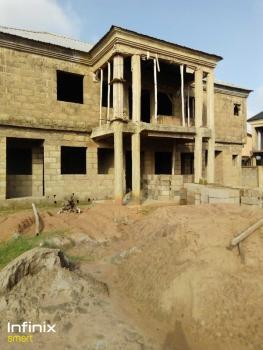 2 Bedroom Block of 4 Flats (75% Complete), Off Aare Junction, Oluyole Estate, Ibadan, Oyo, Block of Flats for Sale