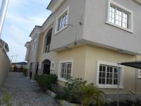 3bedroom Flat After Vgc B4 Ajah Rndbt Lekii, 1 Flat Left, , Lekki, Lagos, 3 Bedroom, 4 Toilets, 3 Baths Flat / Apartment For Rent