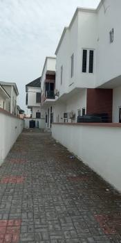 Beautifully Newly Built Modern Four Bedroom Semi Detached Duplex with Bq, Osapa, Lekki, Lagos, Semi-detached Duplex for Sale