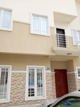 Luxury 3-bedroom Terrace with Bq, Cooplag Gardens, Orchis Hotel Road, Lafiaji, Lekki, Lagos, Terraced Duplex for Rent