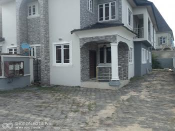 4 Bedroom Semi Detached Duplex, Behind Shoprite, Sangotedo, Ajah, Lagos, Semi-detached Duplex for Rent