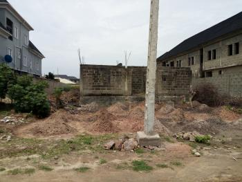 Half Built  House and Land with C of O, Valley View Estate, Ebute, Ikorodu, Lagos, Detached Duplex for Sale