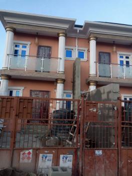 Newly Built 3 Bedroom Duplex with Bq, Off Randle Avenue, Ogunlana, Surulere, Lagos, Semi-detached Duplex for Rent