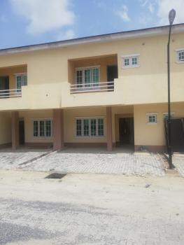 a Newly Built 3 Bedroom Terraced Duplex, Phase 3, Lekki Gardens Estate, Ajah, Lagos, Terraced Duplex for Rent