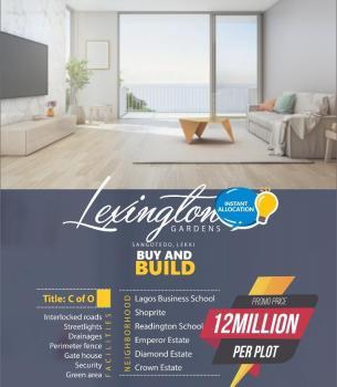 Lexington Garden, Sangotedo, Ajah, Lagos, Residential Land for Sale