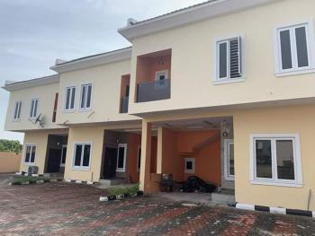 3 Bedroom Terrace with Bq, Ikota Villa Estate, Lekki, Lagos, Terraced Duplex for Sale