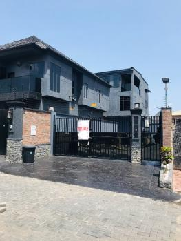 Sophisticated 5 Bedroom Luxury Full Detached Duplex with a Domestic Quarter, Chevron Drive, Chevy View Estate, Lekki, Lagos, Detached Duplex for Sale