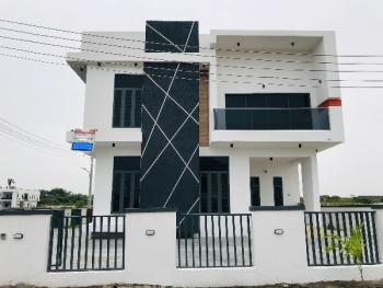 Magnificent 5 Bedroom Luxury Fully Detached Duplex with a Domestic Room @ Lake View Park 2 By Orchid Road, Lekki, Lake View Park 2 Opposite Chevron, Lafiaji, Lekki, Lagos, Detached Duplex for Sale