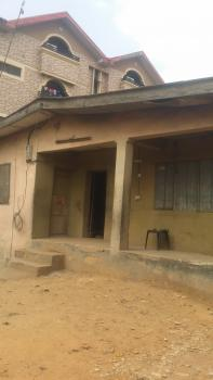 Bungalow  of 12 Rooms  on a Already Developed Area Sitting on Full Standard Plot of Land, Off Balogun Bus Stop, Awolowo Way, Allen, Ikeja, Lagos, Detached Bungalow for Sale
