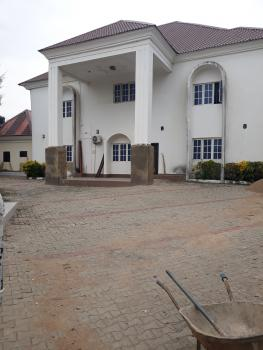 5 Bedrooms Fully Detached Duplex with 2 Rooms Servant Quarters, Off Ibb Boulevard Way, Maitama District, Abuja, Office Space for Rent