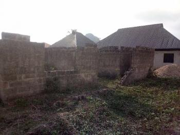 Uncompleted 4 Bedroom Bungalow, Akure, Ondo, Detached Bungalow for Sale