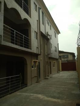 3 Bedroom Flats, New Oko-oba, Agege, Lagos, Terraced Duplex for Rent