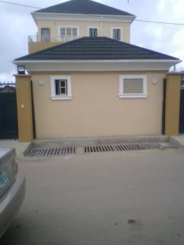 Newly Built 4 Bedroom Terrace Duplex, Off Close to Oyadiran Estate, Onike, Yaba, Lagos, Terraced Duplex for Rent